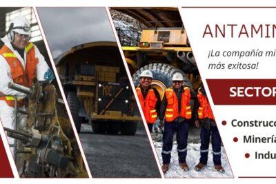 empleos minera antamina