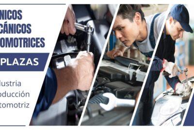 empleos técnicos mecánicos