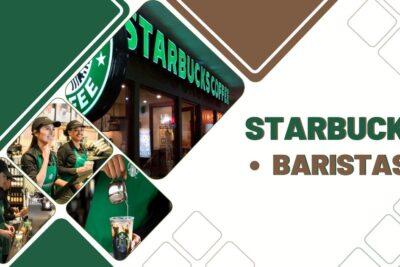empleos baristas starbucks