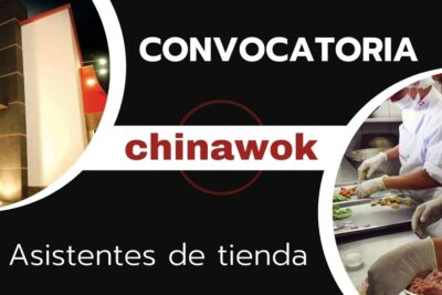 empleos china wok