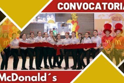empleos mcdonalds perú