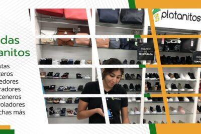 empleos tiendas platanitos