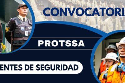 convocatoria protssa agentes seguridad